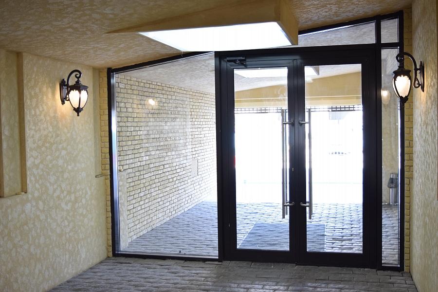 Автоматические раздвижные двери гост